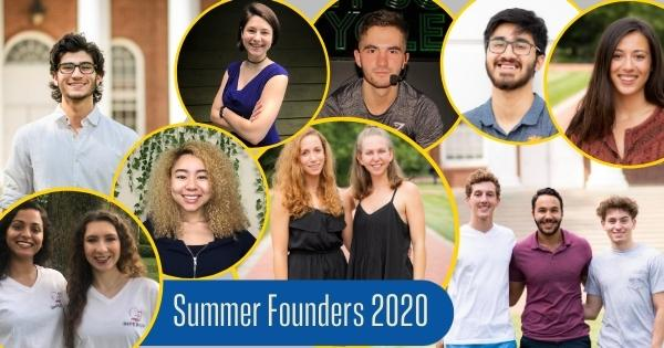 Collage of Summer Foinders for blog-2