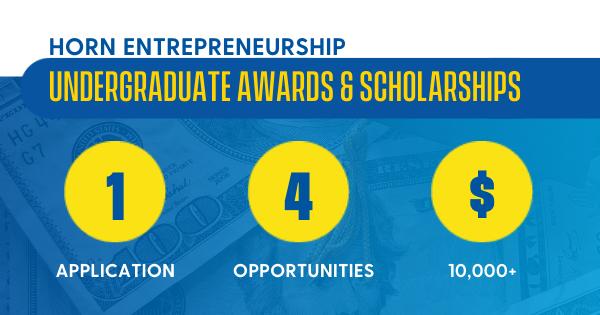 Horn Entrepreneurship awards