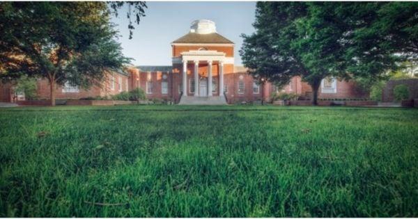 Lonely UD campus