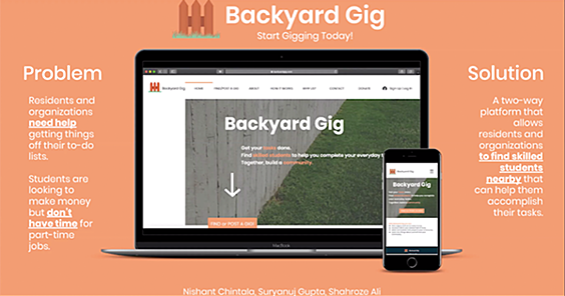 backyard gig_