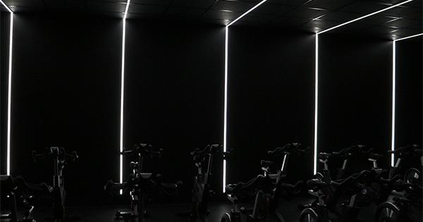 lights in room